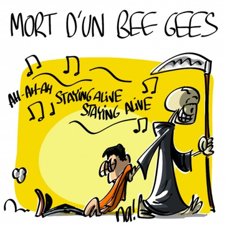 MORT D'UN BEE GEES... dans REFLEXIONS PERSONNELLES BEE-GEES