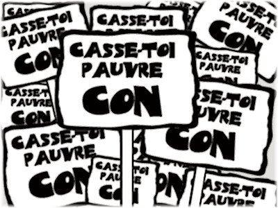 PAUVRE-CON ELECTION dans REFLEXIONS PERSONNELLES