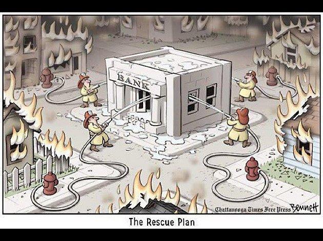 Plan-de-sauvetage BANQUES