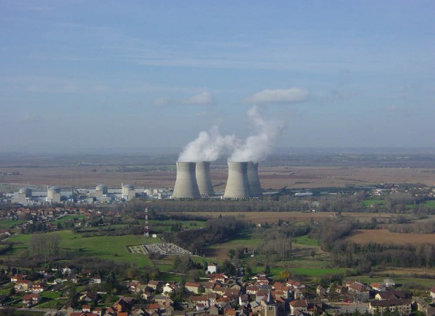 BUGEY-2 CENTRALE NUCLEAIRE DU BUGEY dans NUCLEAIRE