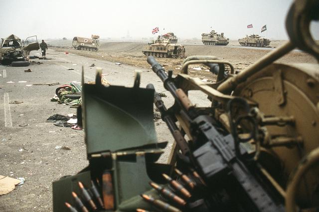 MOYEN-ORIENT: LA REORIENTATION DE LA POLITIQUE DES ETATS-UNIS (NEW YORKER) dans REFLEXIONS PERSONNELLES IRAK-1
