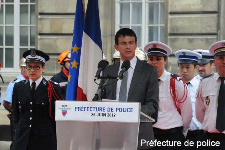 POLICE-3 PARIS