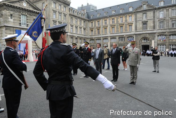 PLUS BELLE LA PREFECTURE DE POLICE DE PARIS...(ARTICLE11) dans REFLEXIONS PERSONNELLES POLICE