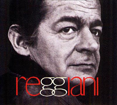 SERGE REGGIANI. LECTURE DU POEME:
