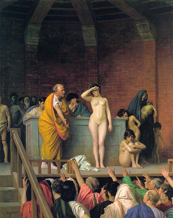 LES HERESIARQUES DE LA TERRE (LA VIDURE) dans REFLEXIONS PERSONNELLES esclave-gerome
