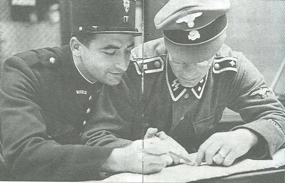 rafle-main-dans-la-main POLICE FRANCAISE