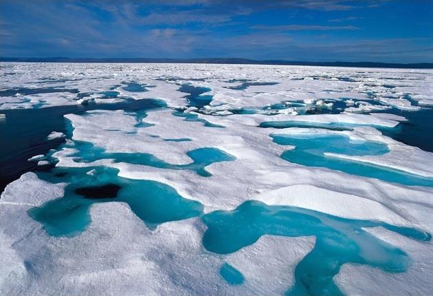 ARCTIQUE: LE SCENARIO DU PIRE DE LA GLACE MINCE (AGENCE SCIENCE PRESSE) dans REFLEXIONS PERSONNELLES arctique-fonte