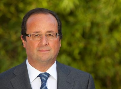 FRANCOIS HOLLANDE: NON, JE NE SUIS PLUS