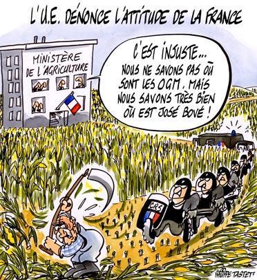 LES OGM, C'EST DEPASSE ! (Jacques TESTART) + UN SUPER BONUS ! (Compilations FRANCE et MONDE par