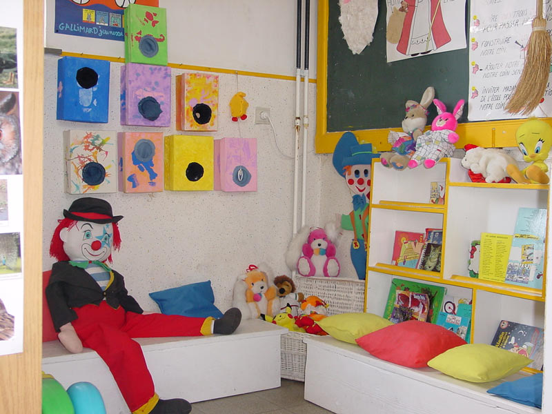 PETIT LEXIQUE DE L'ENSEIGNANT: LA REALITE EST AILLEURS (Thierry LAMIREAU) dans ENVIRONNEMENT classe-maternelle