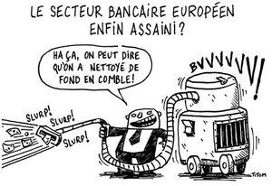 SOMMET EUROPEEN: LES BANQUES JUBILENT, LES PEUPLES TRINQUENT ! (Fréséric LEMAIRE / dessousdebruxelles) dans REFLEXIONS PERSONNELLES bruxelles