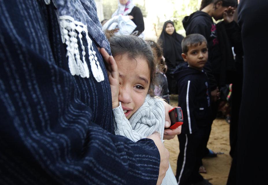 CONFLIT ISRAELO-PALESTINIEN: L'ONU DENONCE L'IMPACT SUR LES ENFANTS dans REFLEXIONS PERSONNELLES