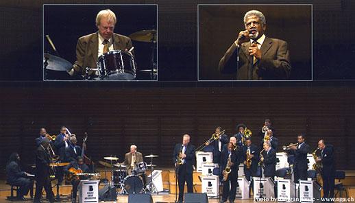 LALO SCHIFRIN AND BBC BIG BAND...UN ENORME BIG BAND BOURRE DE SWING ! (Jazzwoche / BURGHAUSEN 2006 / Allemagne) dans REFLEXIONS PERSONNELLES basie