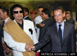 FRANCE: NOUVELLES ACCUSATIONS SUR UN FINANCEMENT DE SARKOZY PAR...KADHAFI !...UN MORT QUI FAIT PARLER DE LUI ! dans REFLEXIONS PERSONNELLES sarkozy