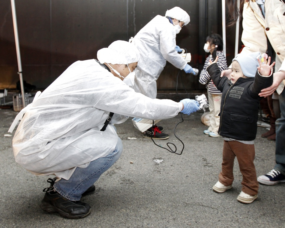 fukushima ASN dans LA MER