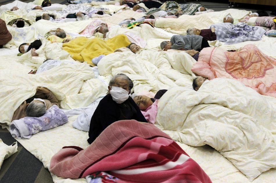 fukushima2 CATASTROPHE NUCLEAIRE