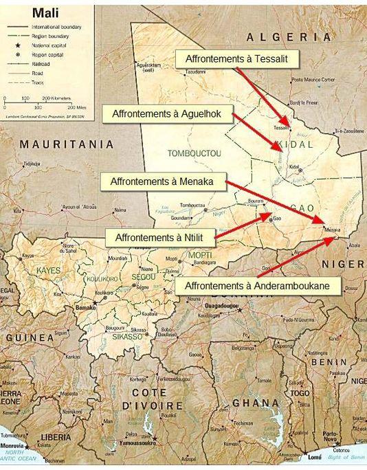 COMMUNIQUES DU MOUVEMENT NATIONAL DE LIBERATION DE L'AZAWAD + DANS LE NORD DU MALI, LES TOUAREGS DU MNLA LANCENT UN NOUVEAU DEFI ARME A L'ETAT (Le Monde.fr du 14.03.2012 par Yidir PLANTADE) dans REFLEXIONS PERSONNELLES sahel2