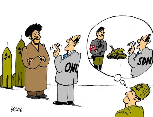 GUERRE CONTRE L'IRAN: UN SCENARIO VERS LE CHAOS OU LE RENOUVEAU DE L'OCCIDENT ET DU MONDE ARABO-MUSULMAN ? (Medjdoub HAMED / http://www.legrandsoir.info) dans REFLEXIONS PERSONNELLES iran