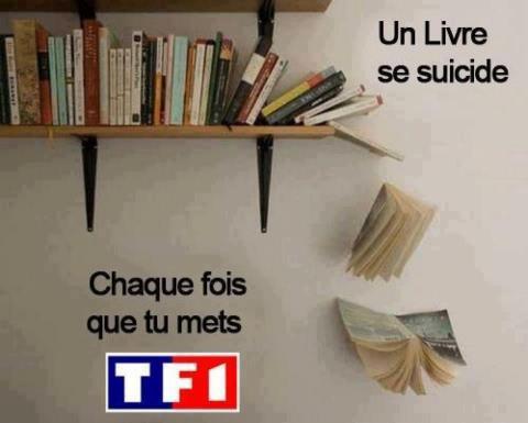 LA PLANETE LIVRE BRÛLE-T-ELLE ? (Max HEURTEBIZE / http://www.legrandsoir.info) dans REFLEXIONS PERSONNELLES un_livre_se_suicide-b3fd0