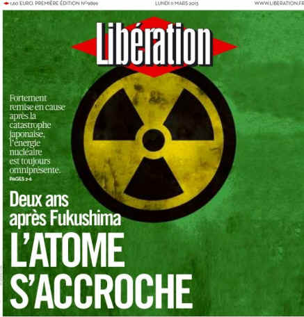 CATASTROPHE NUCLEAIRE A
