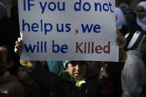 PLUS DE 10 000 ENFANTS TUES DEPUIS LE DEBUT DU CONFLIT SYRIEN (La Chaîne de l'espoir) dans REFLEXIONS PERSONNELLES enfants