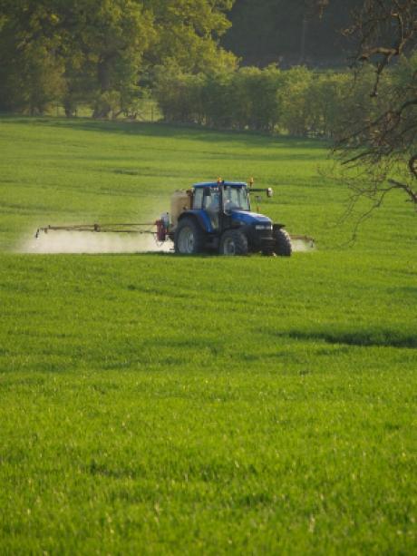EXPOSITION AUX PESTICIDES: DES NIVEAUX ELEVES EN FRANCE (AFP) dans ENVIRONNEMENT pesticides_865_w460