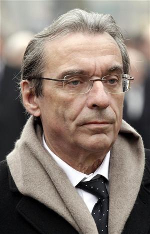 ROLAND RIES: LE ROI DE LA CHOUCROUTE CUMULARDE (