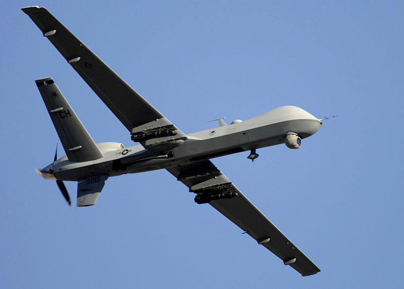 LA FRANCE ACHETE DES DRONES AUX USA PARCE QU'IL Y A