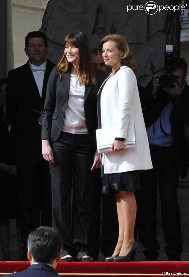FEMME/COMPAGNE DE PRESIDENT DE LA REPUBLIQUE: COMMENT VOLER L'ARGENT DU CONTRIBUABLE ? (