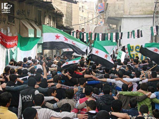 L'IRAN ET LE HEZBOLLAH POURRAIENT INTERVENIR DANS LA BATAILLE EN SYRIE (AFP) dans ENVIRONNEMENT syrie