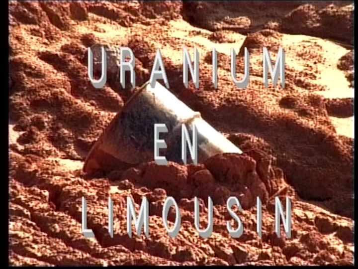 MINES D'URANIUM: LA PROPAGANDE A L'ETAT PUR PAR AREVA. UN VERITABLE SCANDALE ! + DOCUMENTS TECHNIQUES CRITIQUES + IMAGES EXCLUSIVES DU FILM