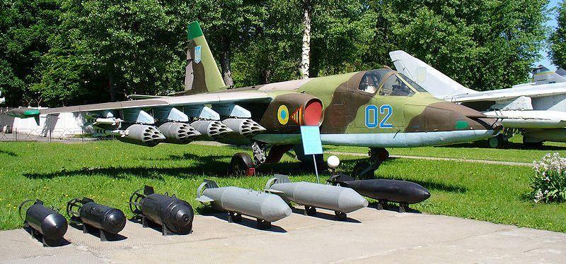 ALERTE ! DES AERONEFS SU-25 POUR LE NIGER: LA FRANCE A PARTICIPE AU FINANCEMENT. CERTAINES ARMES SONT A L'URANIUM