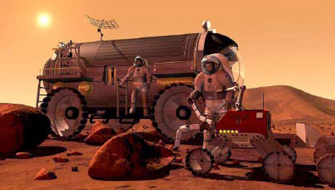 EN VOLANT VERS MARS, LES ASTRONAUTES SUBIRAIENT DE DANGEREUSES RADIATIONS (AFP) dans REFLEXIONS PERSONNELLES bbbbbbb