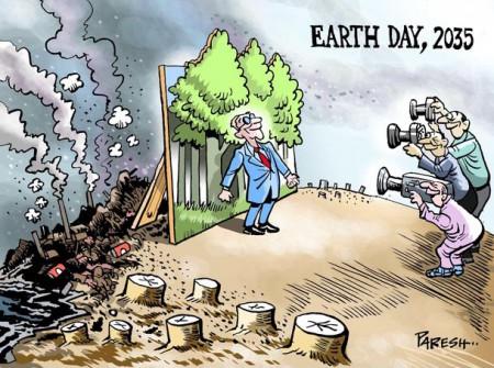 LA POLITIQUE ET LA PLANETE TERRE: 2035, JOURNEE DE LA TERRE...(PARESH) dans REFLEXIONS PERSONNELLES la-politique-et-la-planete