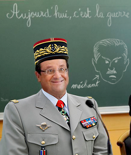 HOLLANDE AIME LA GUERRE ! dans REFLEXIONS PERSONNELLES bbbbbbbbbbb