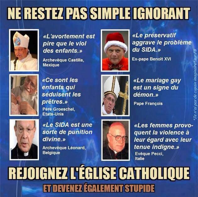 LES RELIGIONS C'EST SUPER !...A GARDER CHEZ SOI ABSOLUMENT ! (Thierry LAMIREAU / lesoufflecestmavie.unblog.fr) dans REFLEXIONS PERSONNELLES leglise-catholique