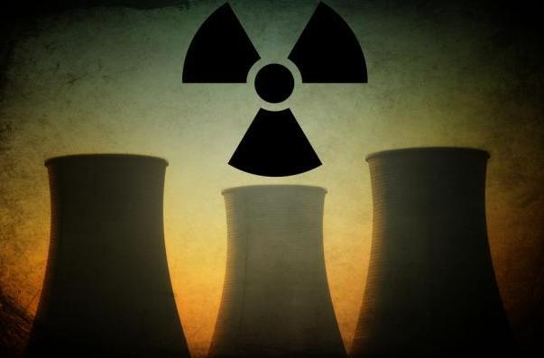 Centrales radioactives