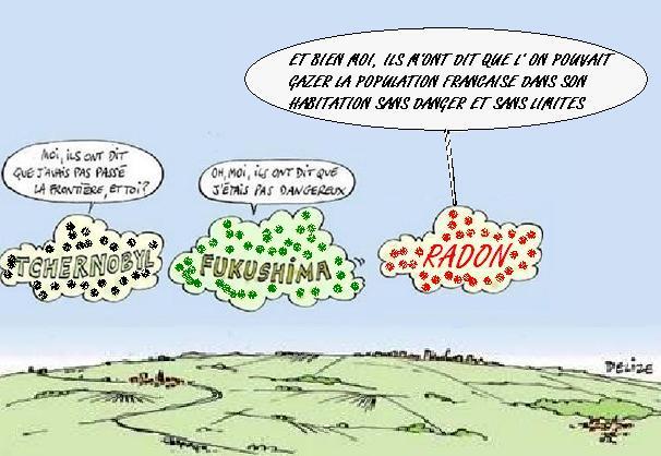 EXCLUSIF: GAZ RADIOACTIF RADON, UN PROJET DE LOI POUR ETOUFFER L'AFFAIRE ET DES ECOLOGISTES IGNORANTS QUI VONT INDUIRE DES MILLIERS DE CANCERS EN FRANCE (Thierry LAMIREAU / lesoufflecestmavie.unblog.fr) dans REFLEXIONS PERSONNELLES la-blague-radon-en-france