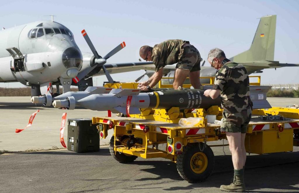 soutien-serval bombes GBU-