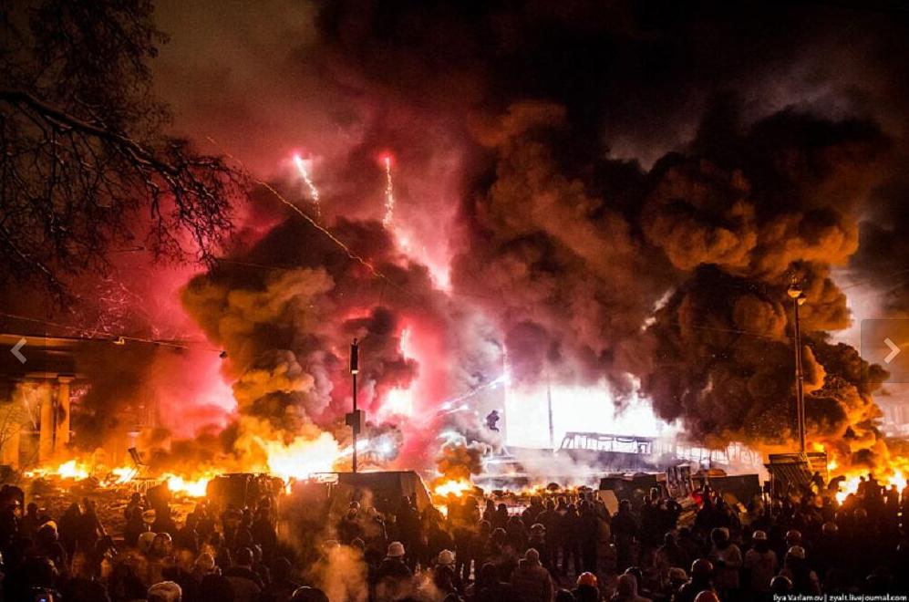 Les combats de KIEV