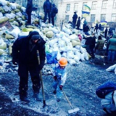 Les rues de KIEV