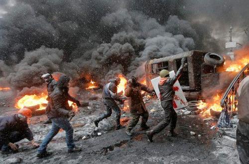 Rues dans KIEV