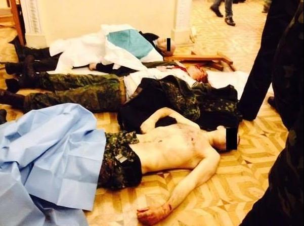 Tués dans KIEV