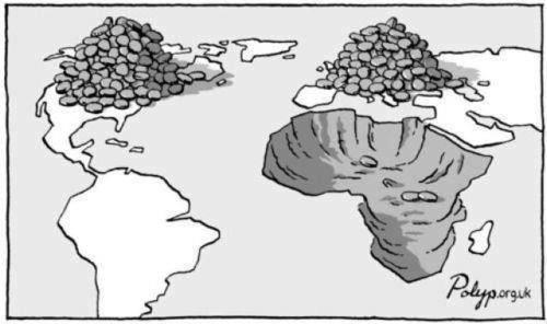 Occidentaux et Afrique