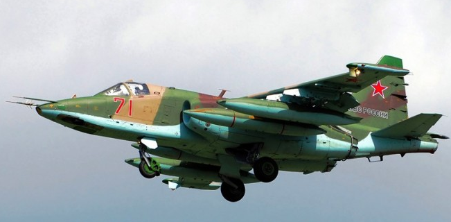 Avion SUKHOI SU-25