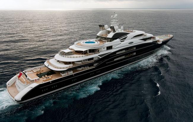 Yacht SERENE