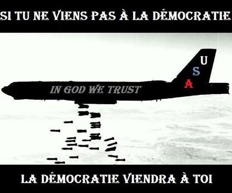 La DEMOCRATIE et les USA