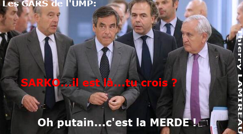 Les GARS de l'UMP