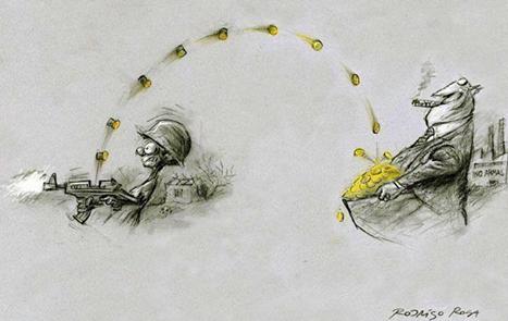 Les guerres les enrichissent