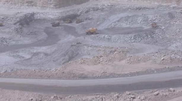 Mine d'IMOURAREN au NIGER